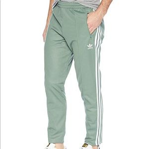 Adidas Men Khaki Track Pants
